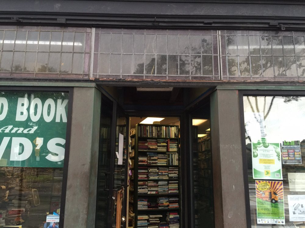 Rick's Recycled Books: 739 Monroe Ave, Rochester, NY