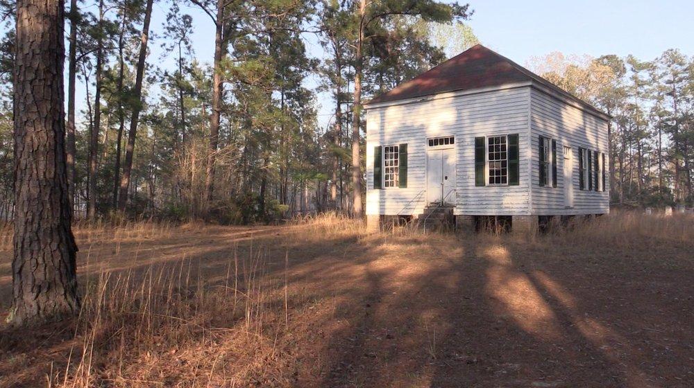 Antioch Christian Church: S Carolina 3, Allendale, SC