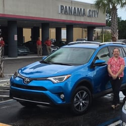 Wonderful Photo Of Panama City Toyota   Panama City, FL, United States. Nellie  Purchased