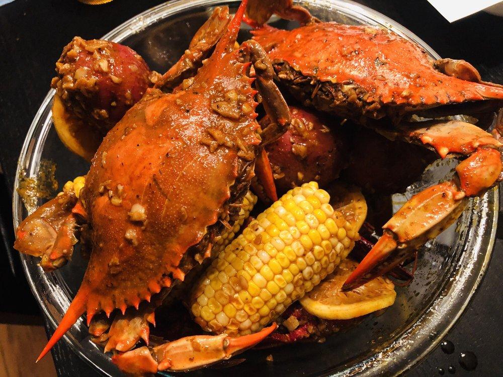 Cincy Crab: 1309 E Kemper Rd, Springdale, OH