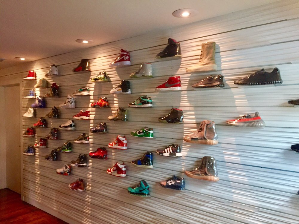 ebef026f69681 Wall of Fame!! All these Sneakers have Heat!! Almost every Yeezy you ...