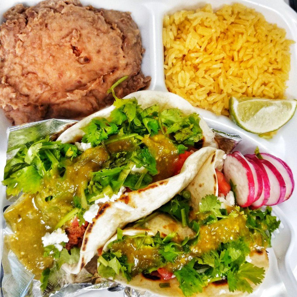 Tacos Mexico: 4108 Jefferson Davis Hwy, Richmond, VA