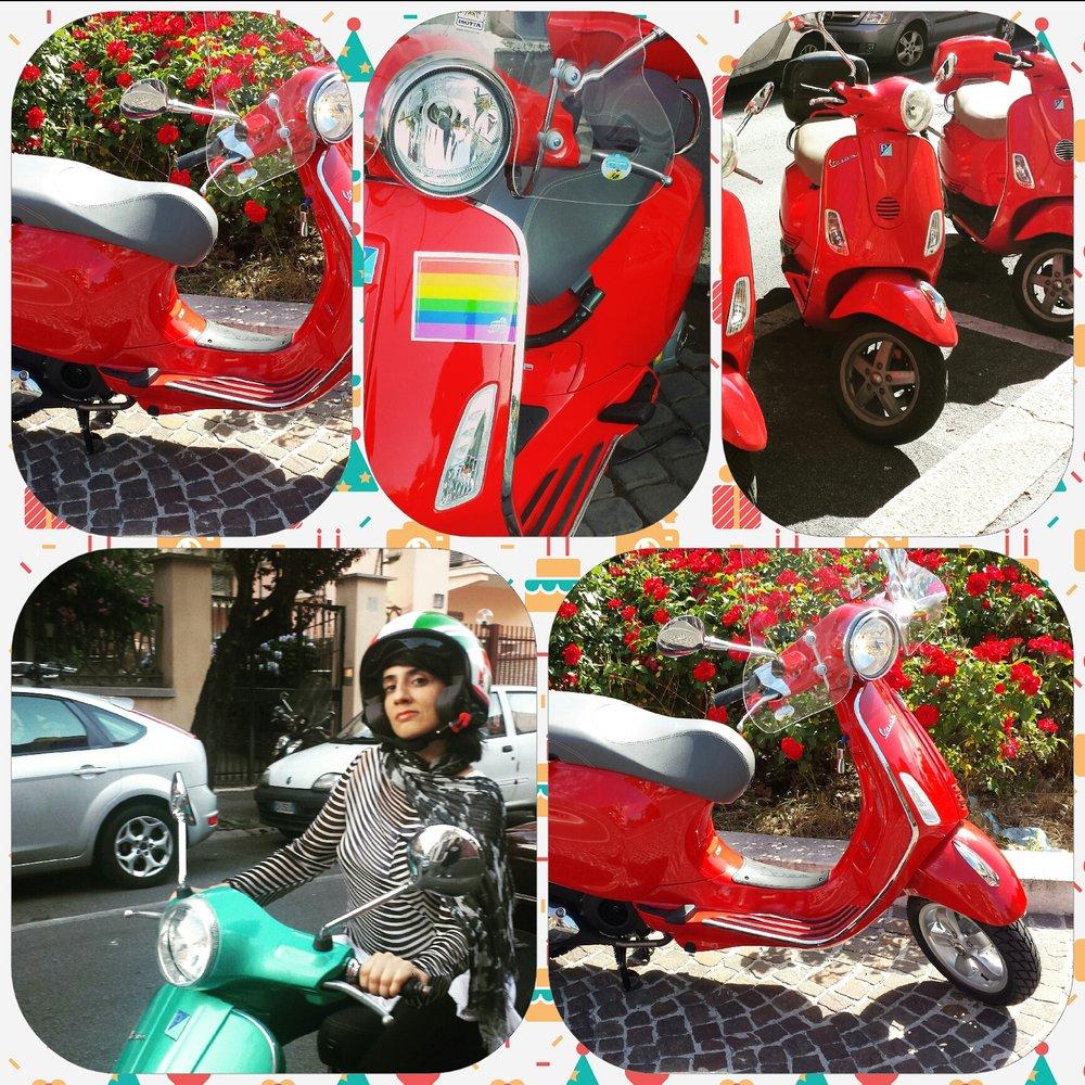rent scooter noleggio auto via delle grazie 2 citt