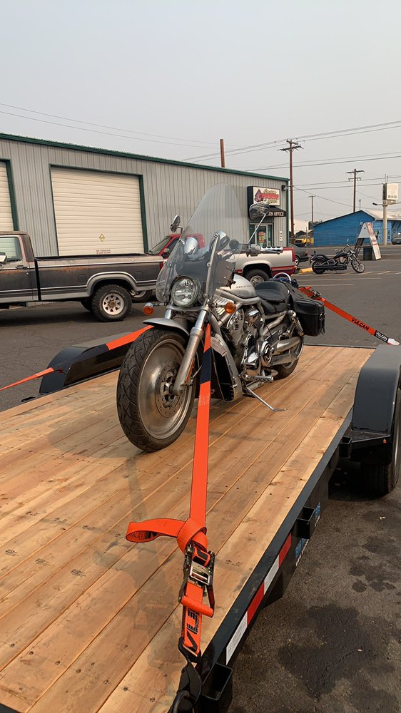 Towing business in Central Point, OR