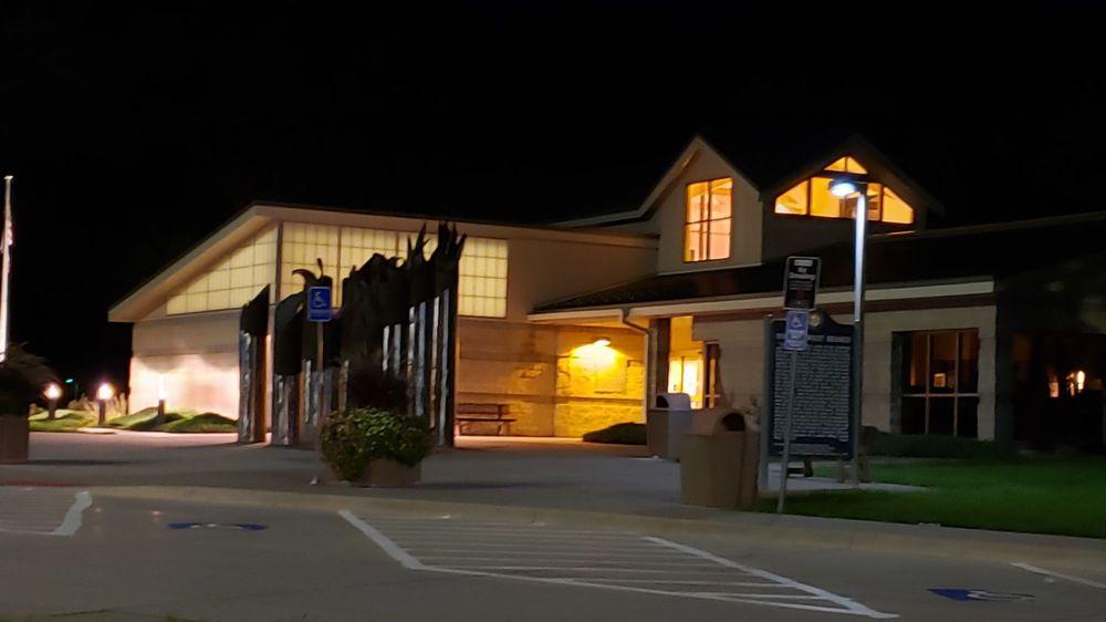 Wilton Westbound Safety Rest Area: Interstate 80 Westbound Milepost 270, Wilton, IA