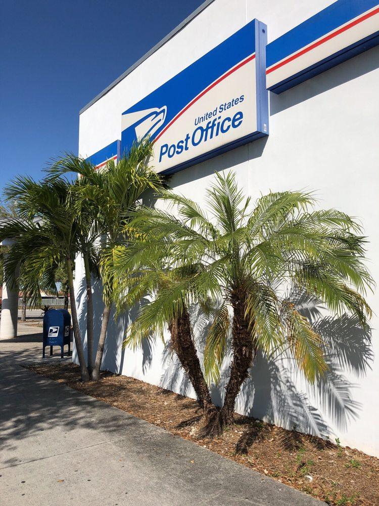 US Post Office: 8880 SW 8th St, Miami, FL
