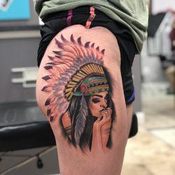 805c5f330 Photo of Kensington Tattoo - Kensington, MD, United States. Tattoo by Katie
