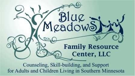 Blue meadows family resource center counseling mental for Southern living phone number