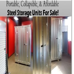 A1 Steel Storage Containers Self Storage 77550 Enfield Ln Palm