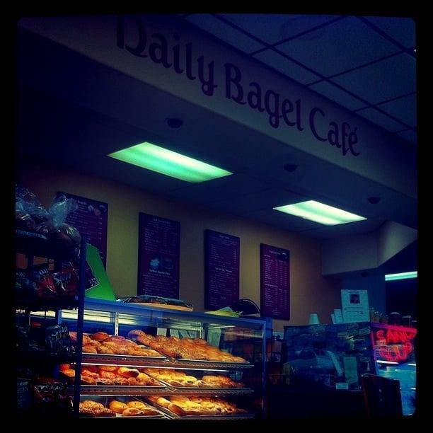 Daily Bagel Cafe Morgan Hill Ca