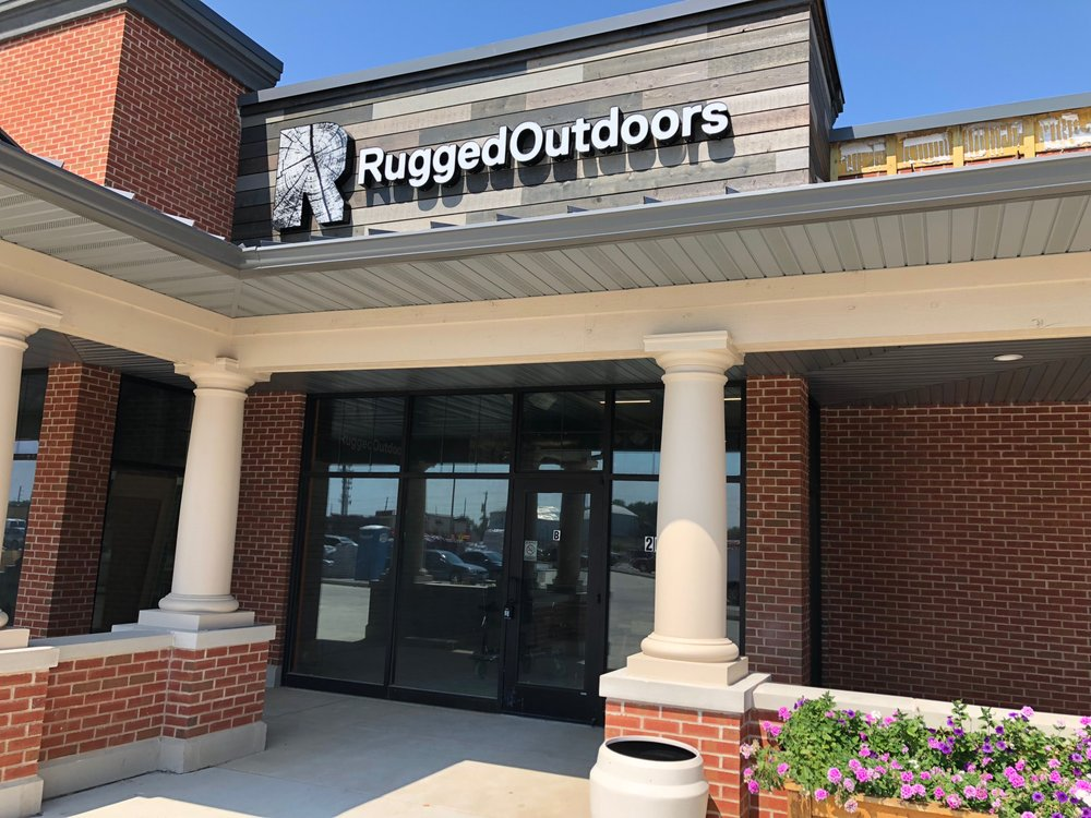 Rugged Outdoors: 2017 S Neil St, Champaign, IL