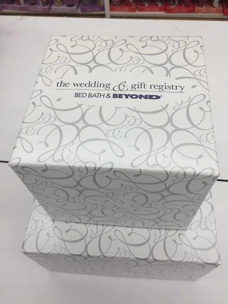 Bed Bath And Beyond Registry Gift Wrap Gift Ideas
