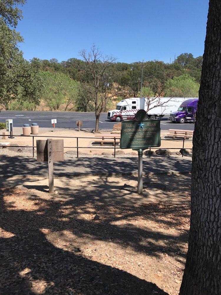 Herbert S  Miles Rest Area: Cascade Wonderland Hwy, Cottonwood, CA
