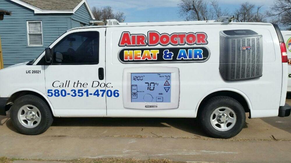 Air Doctor: 2210 SW E Ave, Lawton, OK
