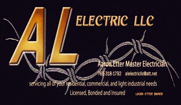 AL Electric LLC: 4895 Old Morgantown Rd, Martinsville, IN