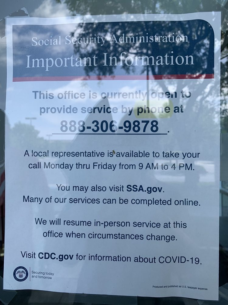 Social Security: 26051 Acero Rd, Mission Viejo, CA
