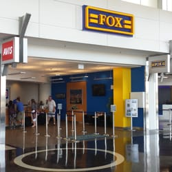 Fox Las Vegas Airport Car Rental