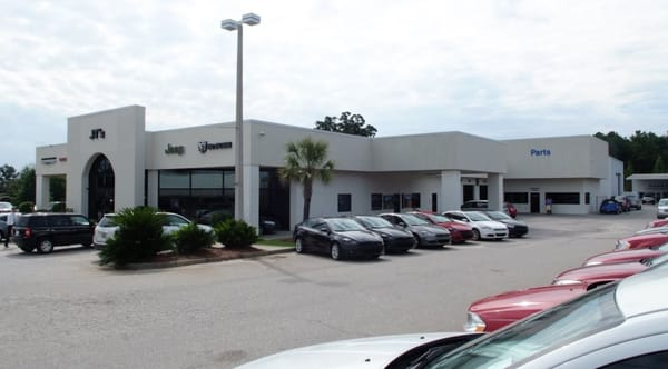 jts chrysler dodge jeep ram fiat 4838 sunset blvd lexington sc auto