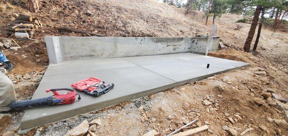 Denver Concrete: 4531 Lincoln St, Denver, CO