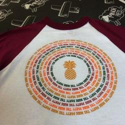 Minor press screen printing t shirt printing 2715 w for T shirt printing in charlotte nc