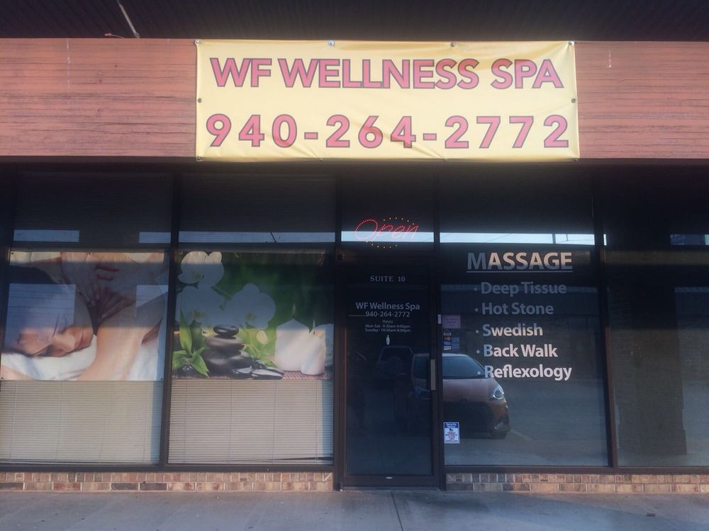 WF Wellness Spa: 2731 SW Pkwy, Wichita Falls, TX