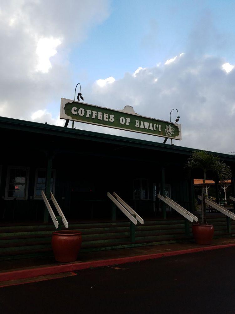 Coffees of Hawaii: 1630 Farrington Ave, Kualapuu, HI