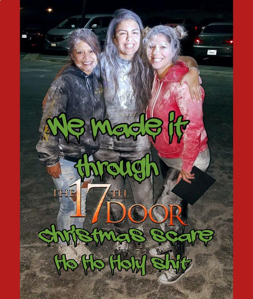 The 17th Door Haunted House