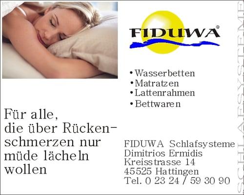 Fiduwa   Linens   Kreisstr. 14, Hattingen, Nordrhein Westfalen