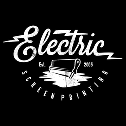 Electric screen printing and design 17 foto serigrafia for Custom t shirts costa mesa