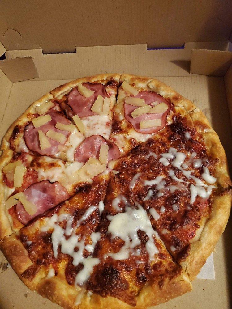 Mariolinos Pizza: 721 Madison Ave, Vernonia, OR