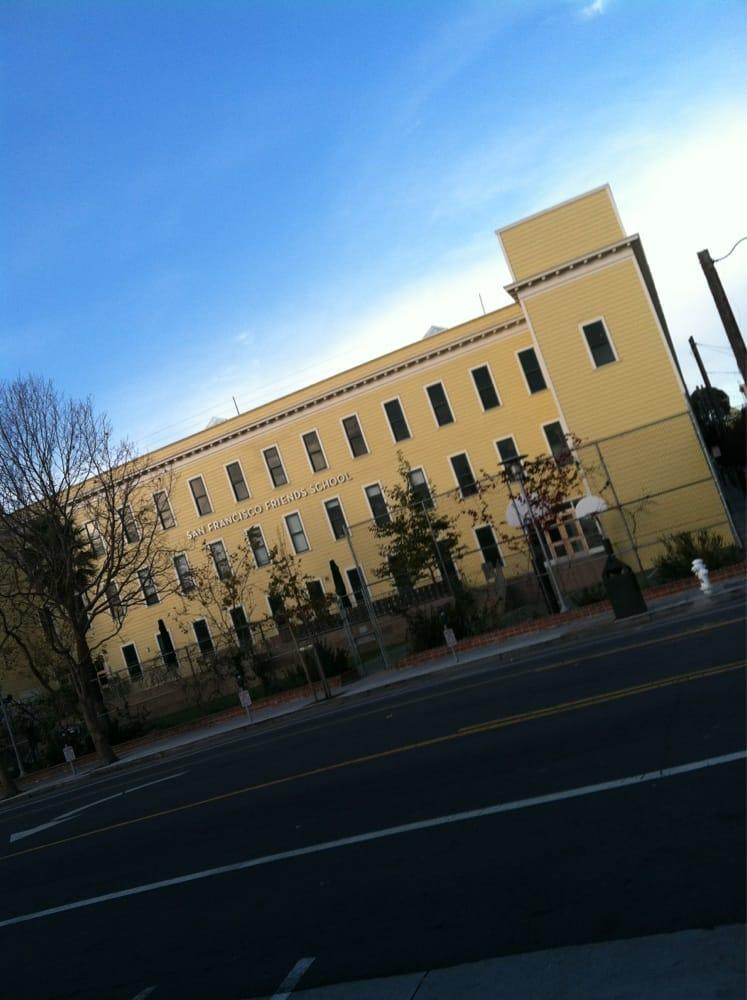 San Francisco Friends School: 250 Valencia St, San Francisco, CA