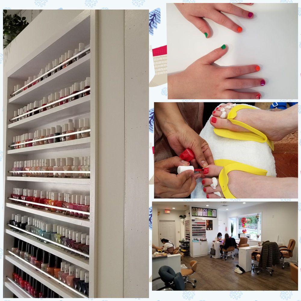 Armonk Fashion Nail Salon: 449 Main St, Armonk, NY