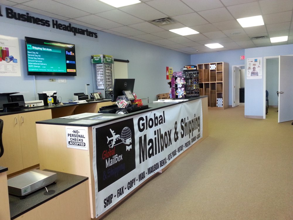 Global Mailbox & Shipping: 5731 Crain Hwy, Upper Marlboro, MD