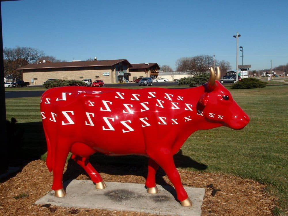Swiss Aire Motel: 1200 State Rd 69, New Glarus, WI