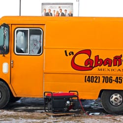la cabañita taco truck - food trucks - 3121 s 24th st, south omaha ... - La Cabanita