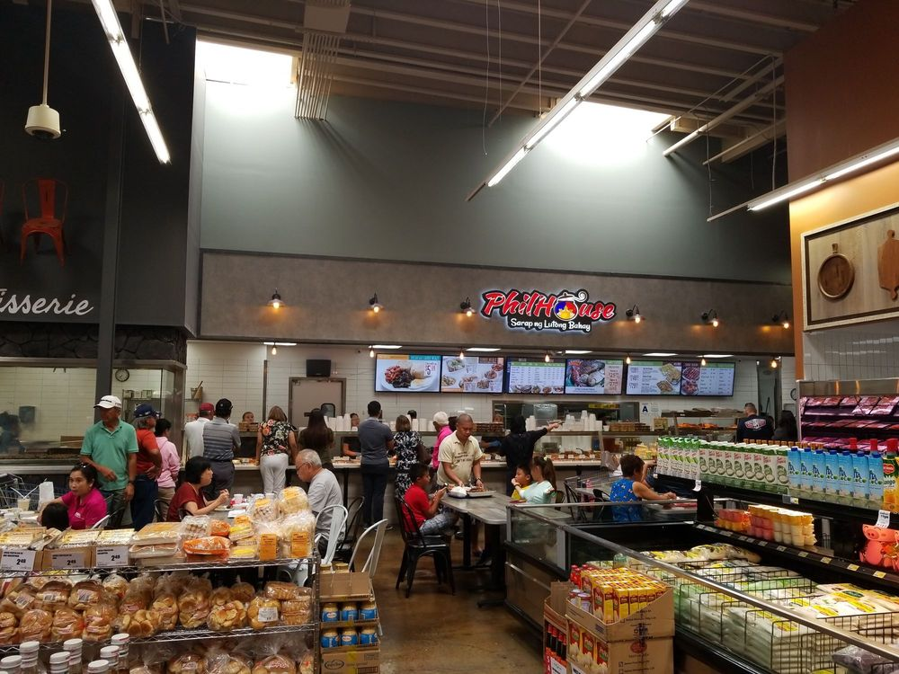 Island Pacific and Seafood Market