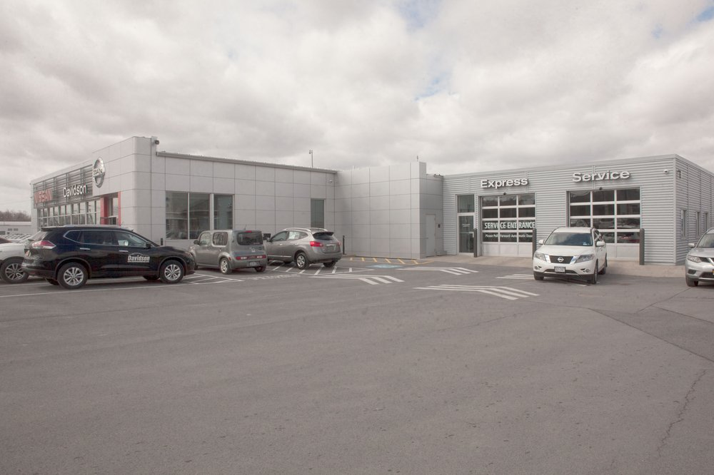 Davidson Nissan: 18423 US Route 11, Watertown, NY