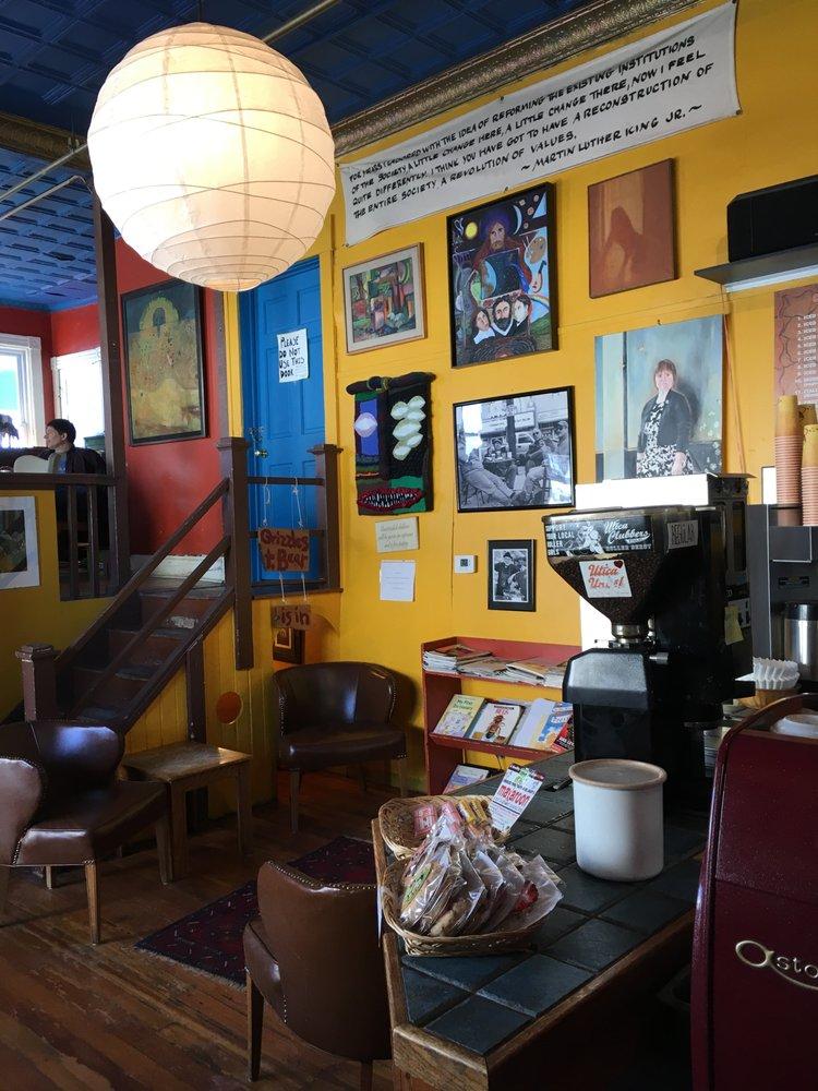 Social Spots from Cafe Domenico