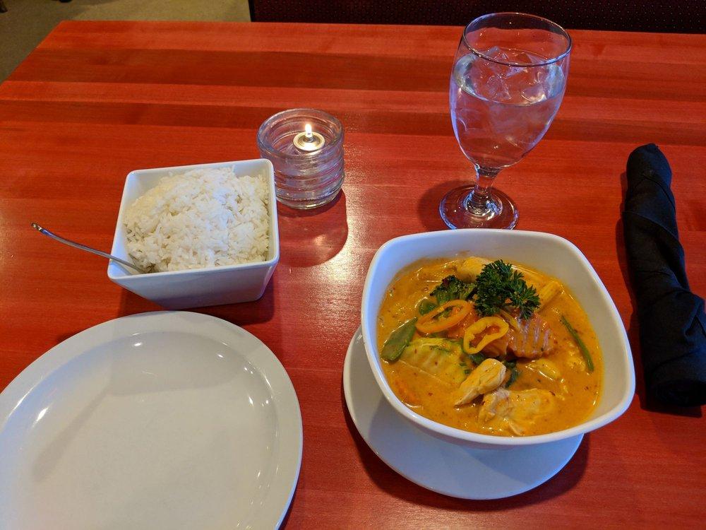 Sweet Basil Thai Cuisine: 8590 Pelham Rd, Greenville, SC