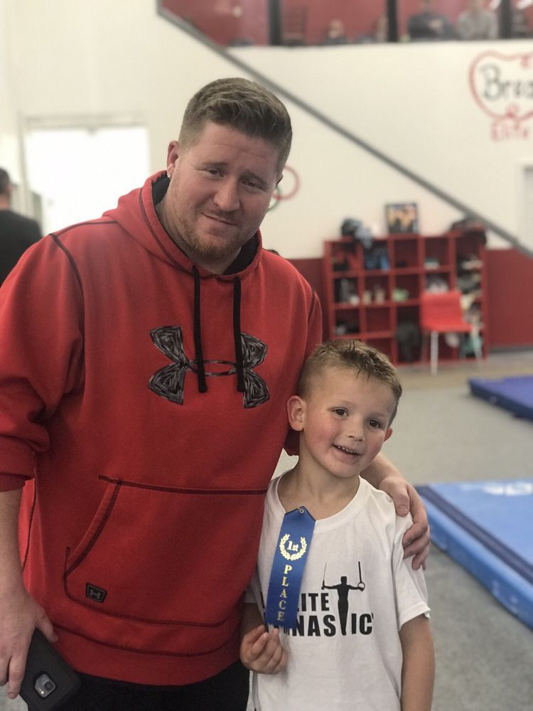 Breasha Pruitt Elite Gymnastics: 2949 N St Joseph Ave, Evansville, IN