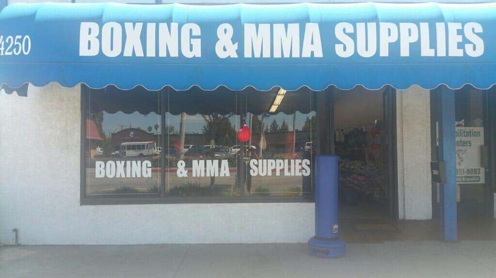 Marina's Boxing & MMA Sports: 4250 Maine Ave, Baldwin Park, CA
