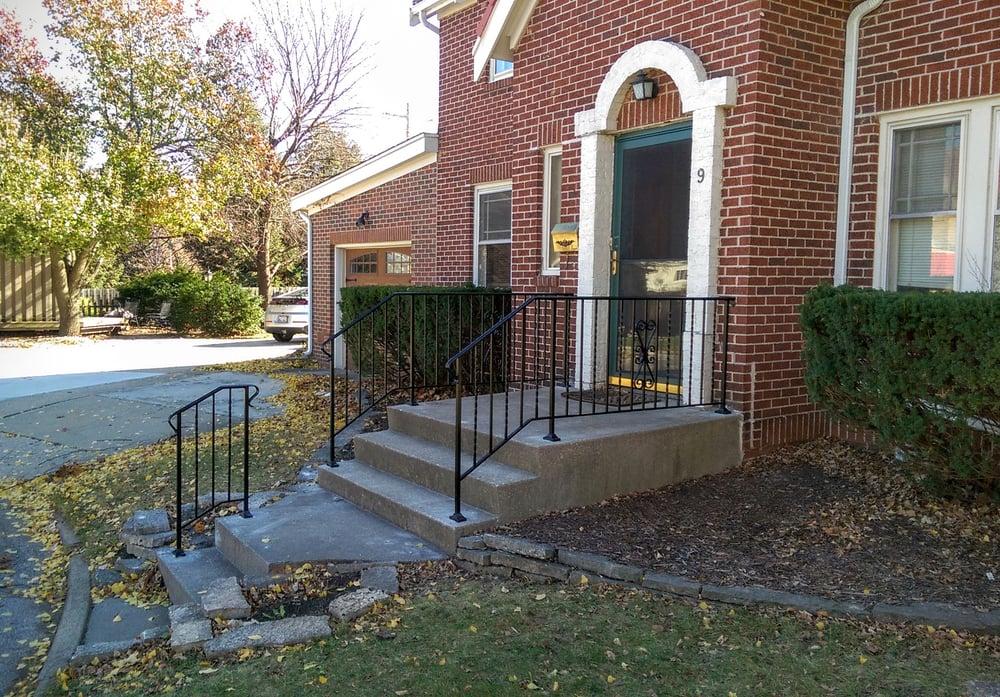 McGraw's Ornamental Iron Works: 801 W Locust St, Bloomington, IL