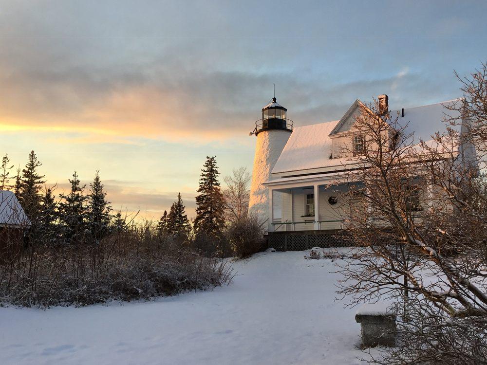 Dyce Head Lighthouse: Dyces Head Rd, Castine, ME
