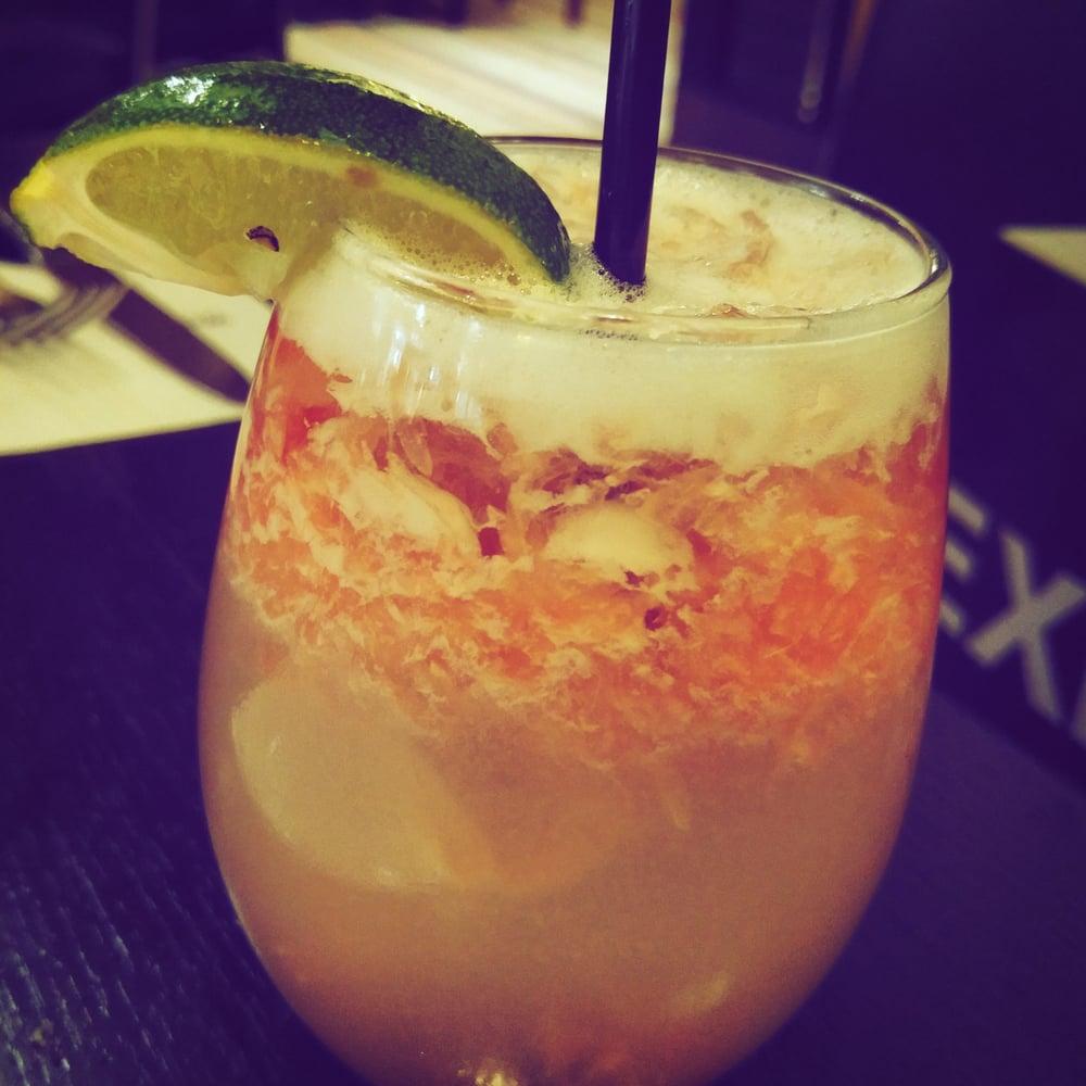 White Oak Kitchen Houston Grapefruit Margarita Yelp