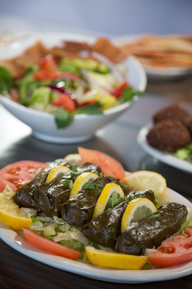 Kaza Maza Mediterranean Grill: 2395 Hamner Ave, Norco, CA