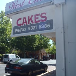 West End Cake Shop Perth