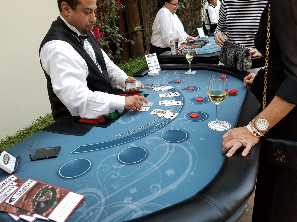 The Casino Company: Serving All Of Southern California, Whittier, CA