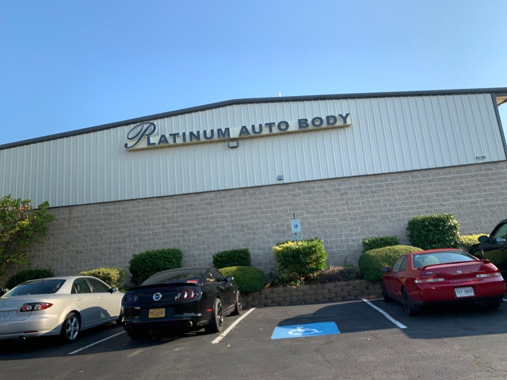 Platinum Auto Body: 45706 Elmwood Ct, Sterling, VA