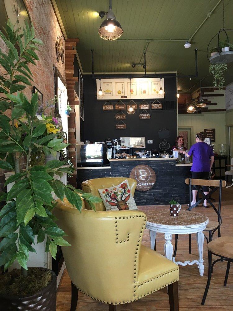 The Corner Cup Micro-Bakery: 2 E Main St, Festus, MO