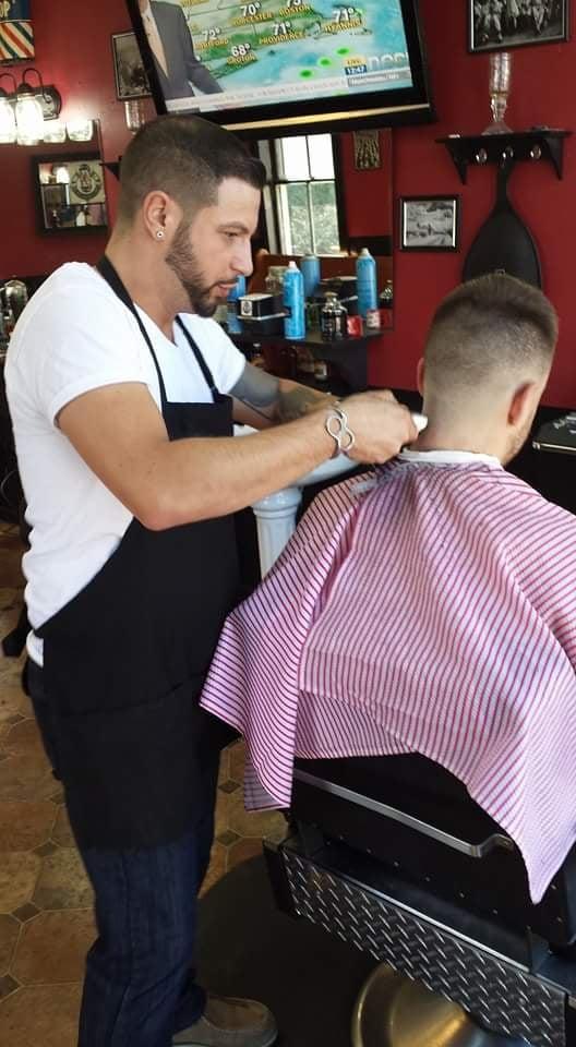 Alpha's Barber Shop: 4 Main St, Goffstown, NH